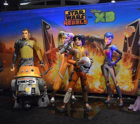 Star Wars Rebelii