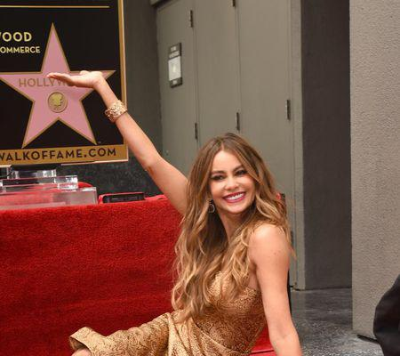 Sofia Vergara are stea pe Walk of Fame (1)