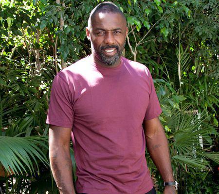 Idris Elba Promotes No Good Deed - LA