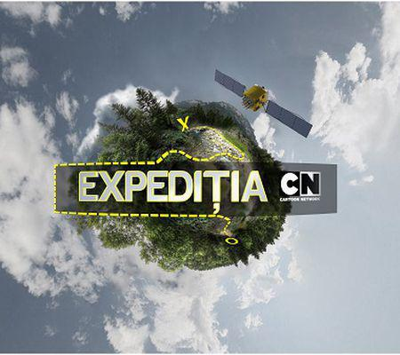 Logo Expediţia Cartoon Network