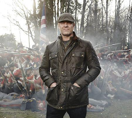 Sean Bean Waterloo DocumentaryHistory ChannelCore Images