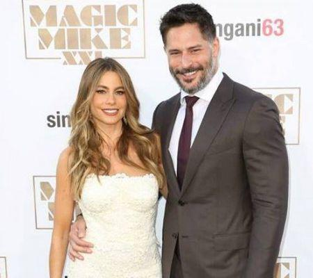 Joe Manganiello și Sofia Vergara