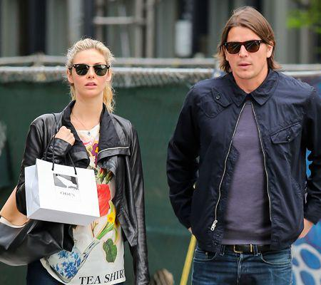 Josh Hartnett & Tamsin Egerton Spotted Out In New York