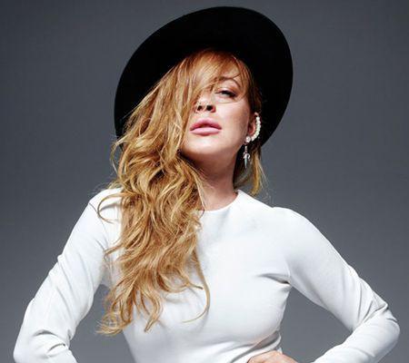 Lindsay Lohan for Lavish Alice