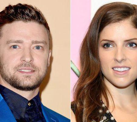 Justin Timberlake și Anna Kendrick