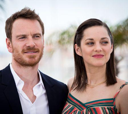 "BM - Photocall du film ""Macbeth"" lors du 68eme festival international du film de Cannes"