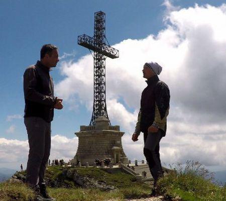 1 Langa Cruce, Caraiman, cu Flaviu Cernescu