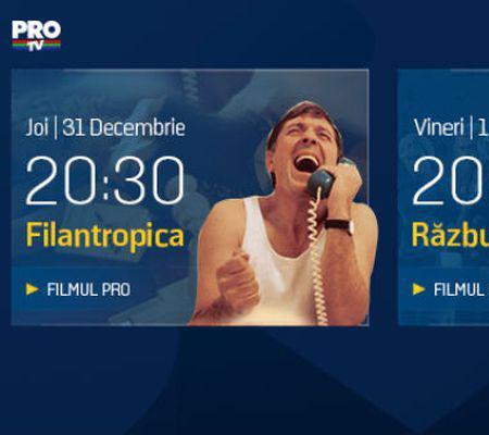 PRO TV - grila Revelion