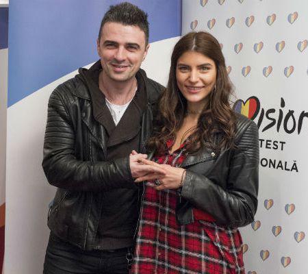 Cornel Ilie si Ioana Voicu