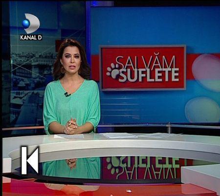 Salvam suflete_Stirile Kanal D 1