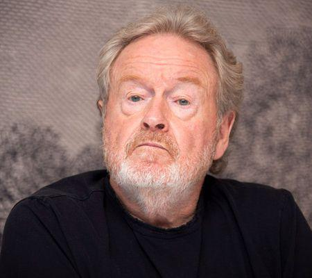 Ridley Scott Promotes Exodus: Gods and Kings - London