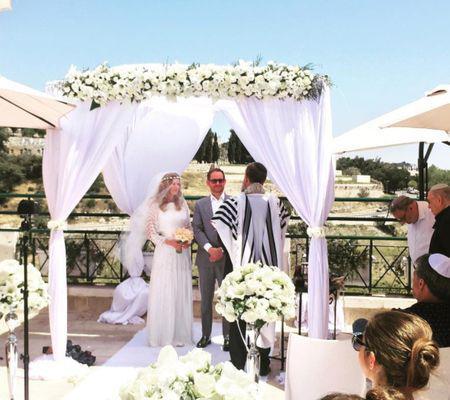 """Actrița de telenovele Maritza Rodriguez (""""Doña Bárbara"""") s-a căsătorit religios"""
