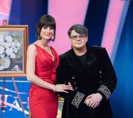 """Iuliana Tudor are ediție specială """"O dată-n viaţă"""", de Paşti, cu Fuego, pe TVR 1 (1)"""