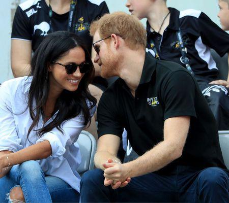 Printul Harry si Meghan Markle