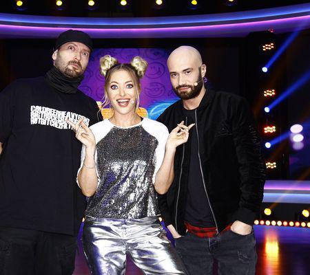 """Delia și-a sărbătorit ziua de naștere la audițiile """"iUmor"""". Ce surpriză i-a făcut echipa show-ului (4)"""