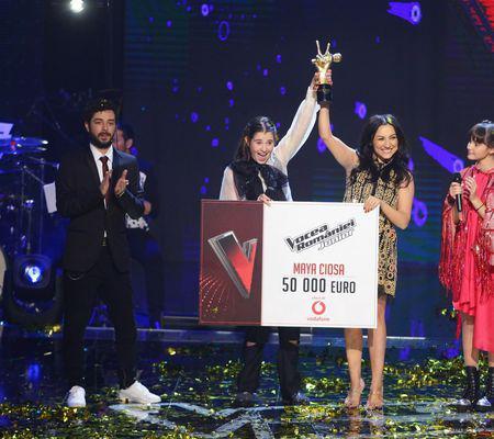 Vocea Romaniei Junior - finala