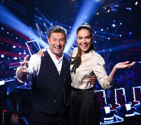 Irina Fodor si Pavel Bartos