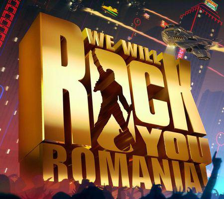 we will rock you romania