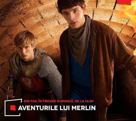 Merlin sezon final