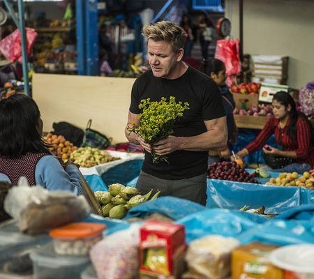 Gordon Ramsay_Calator cu gust_National Geographic