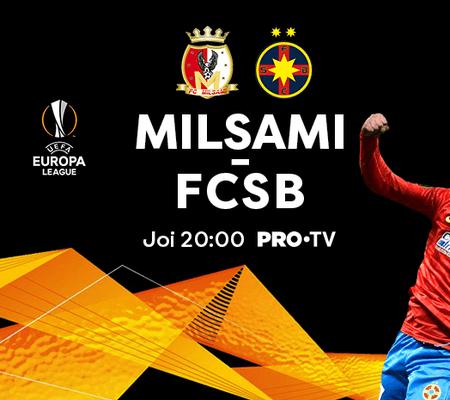 FC Milsami Orhei - FCSB