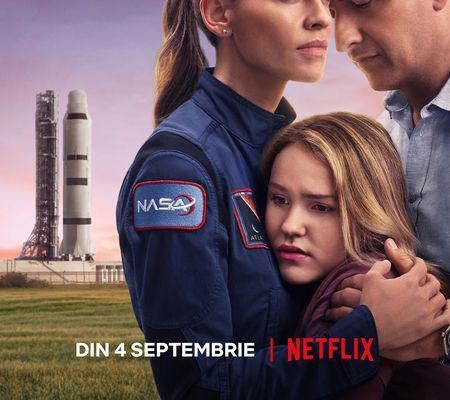 """Netflix lansează trailerul noului serial """"Away"""", cu Hilary Swank"""