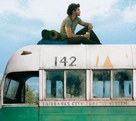 into the wild - autobuzul