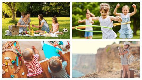 Ziua Copilului 2020. Idei de activități pentru cei mici