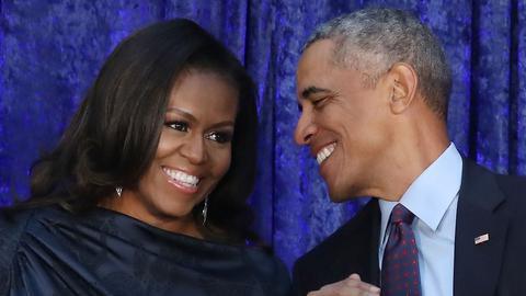 """Michelle Obama către femeile singure: """"Nu pe Tinder găsești o relație de lungă durată"""""""