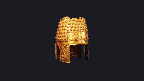 DOSAR SPECIAL: Povestea coifurilor de aur gravate cu semne magice nedescifrate încă