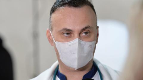 """Medicul Adrian Marinescu, vestea mult așteptată de întreaga țară în ceea ce privește pandemia: """"E cam ultima strigare"""""""