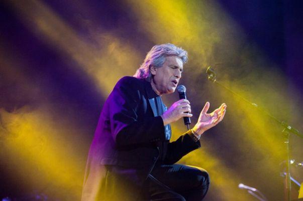 Pretențiile lui Toto Cutugno pentru concertul de la București