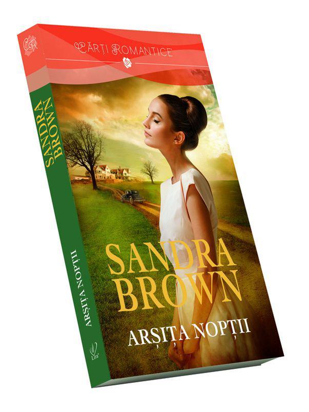 """""""Arșița nopții"""" de Sandra Brown, un roman de 5 stele"""