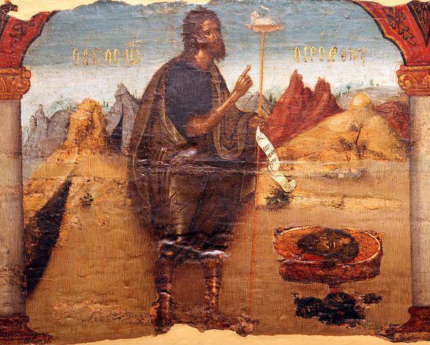 Cum să te rogi la Sfântul Ioan Botezătorul. Această rugăciune este făcătoare de minuni