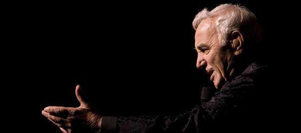 Charles Aznavour va cânta pentru prima dată la Bucureşti