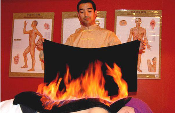 termoterapia tibetană