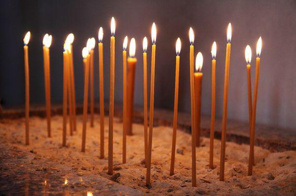 ritualul lumânărilor
