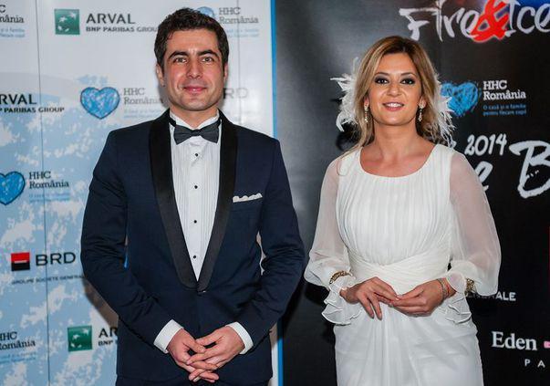 Amalia Enache și Cristian Leonte sunt gazdele unui bal dedicat copiilor vulnerabili