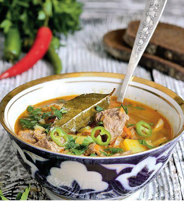 Supă de vită