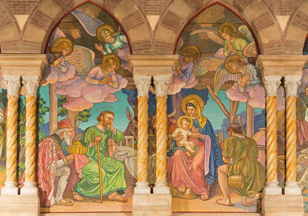 Misterul celor trei magi, martorii nașterii lui Iisus