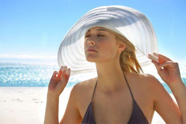 De ce este pielea sensibilă la soare?