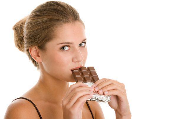 De ce să mănânci mai des ciocolată!