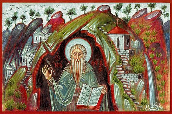 Sfântul Neofit Zăvorâtul
