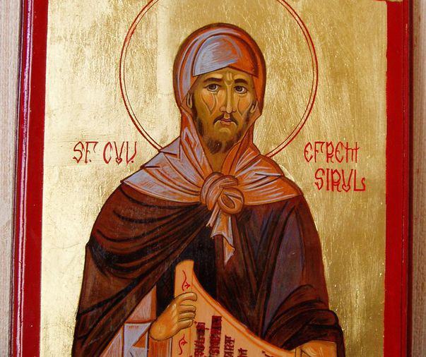 Rugăciunea Sfântului Efrem Siriul