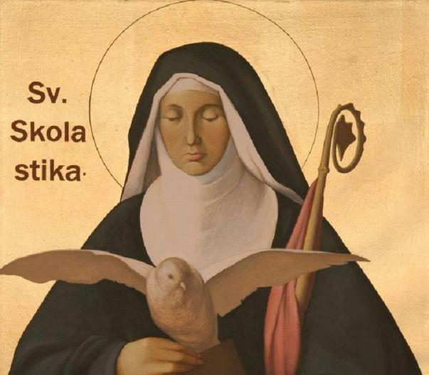 Sfânta Scolastica