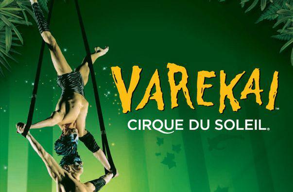 În 2017, Cirque du Soleil revine la București cu spectacolul Varekai