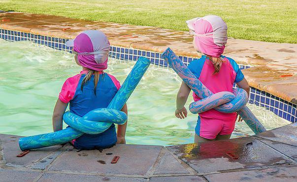 Pericolele din piscină. Iată cum te poți proteja!