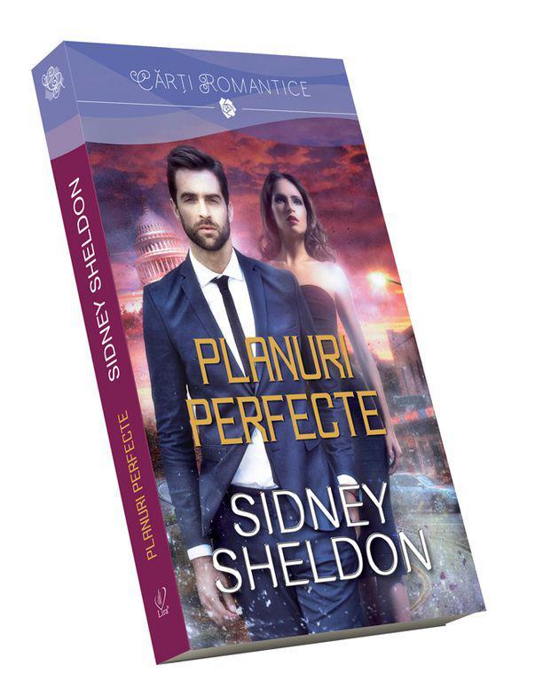 Planuri perfecte de Sidney Sheldon - o carte care te ține cu sufletul la gură