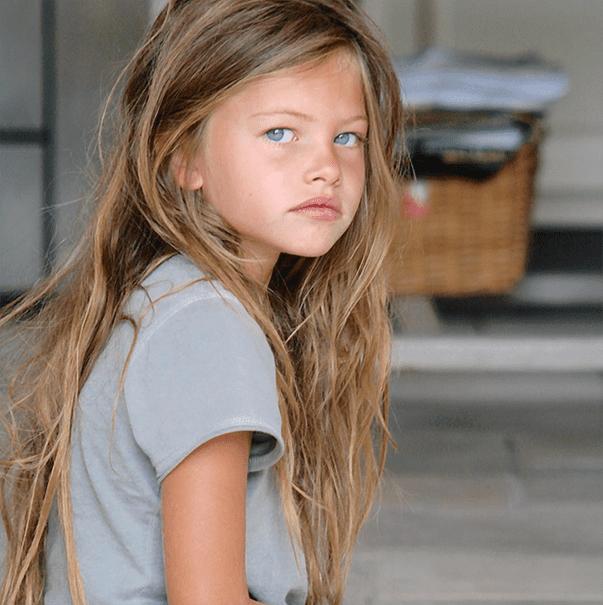 Cea mai frumoasă fetiţă din lume a împlinit 18 ani. Cele mai recente imagini cu ea au uimit pe toată lumea