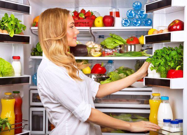 cum setezi temperatura din frigider vara